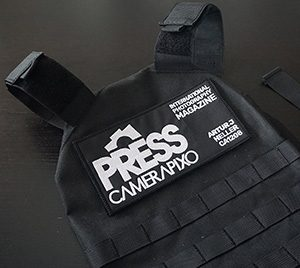 press vest with bdge