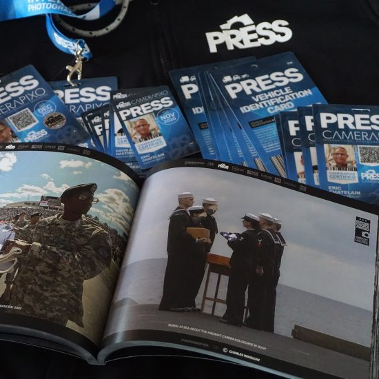 press awards for photographers