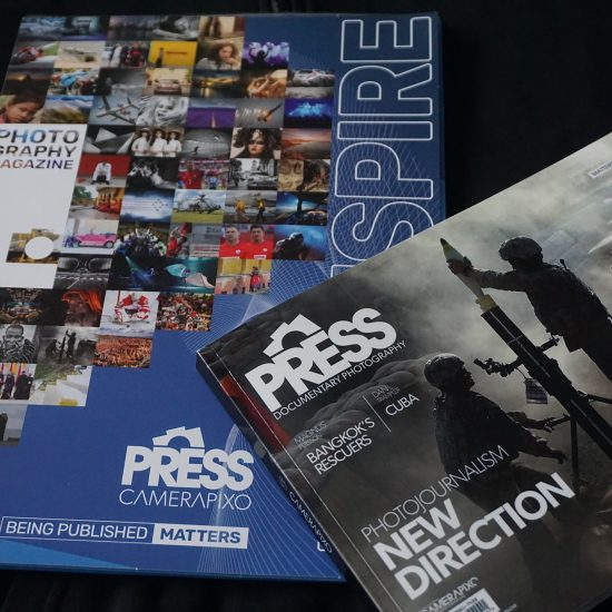 Press Camerapixo photography magazine
